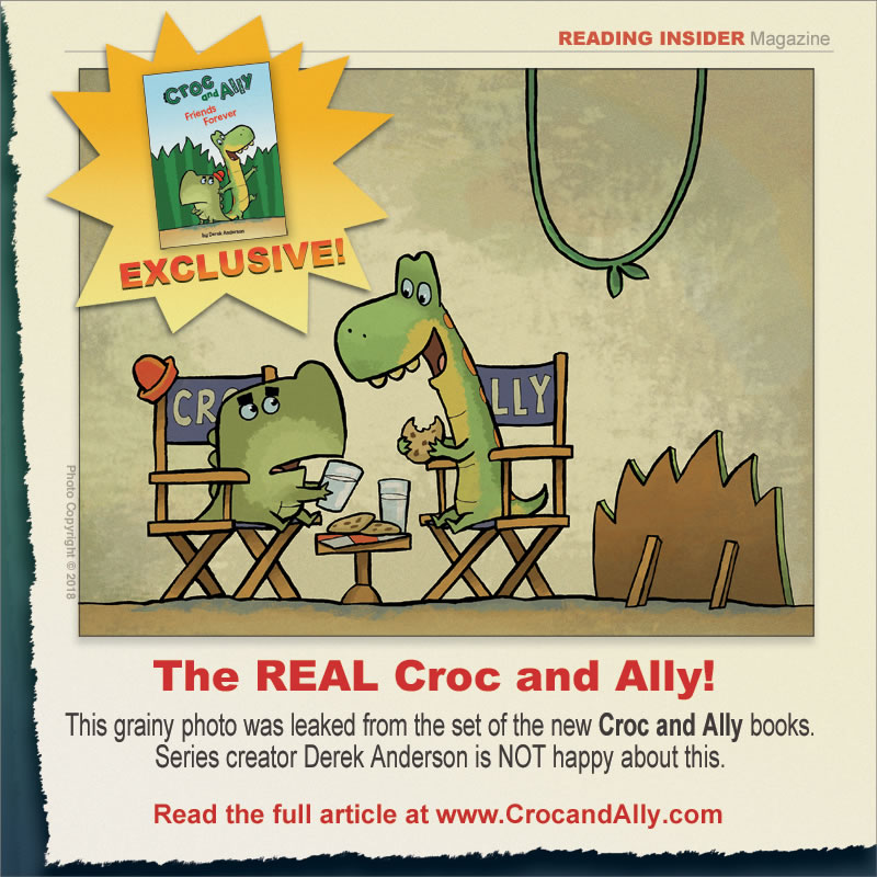 Croc and Ally Leaked