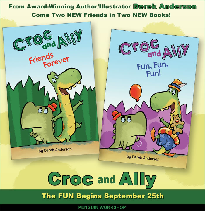 Croc and Ally